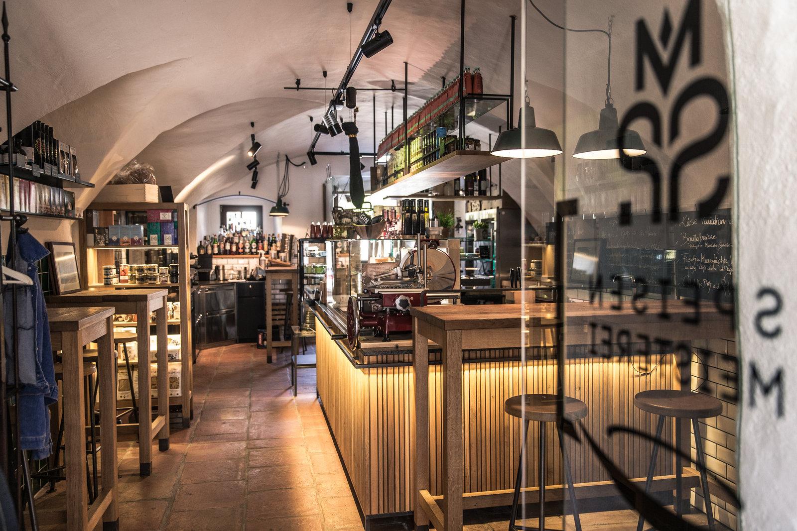 Gastronomiekonzepte und Gestaltungsideen   Innenraumdesign